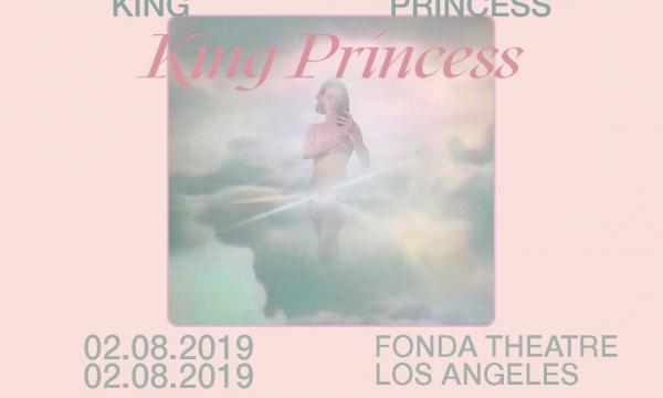 Main image for event titled King Princess