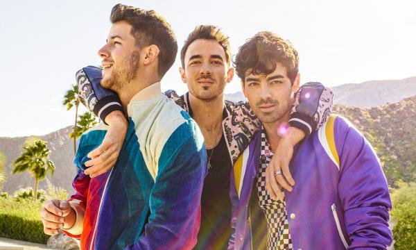 Main image for event titled The Jonas Brothers